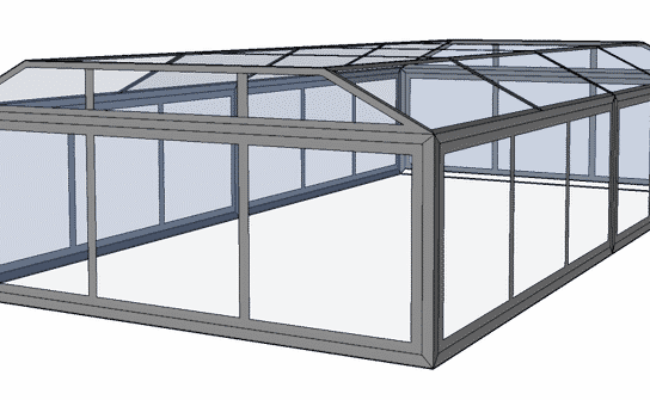 fenêtre aluminium var