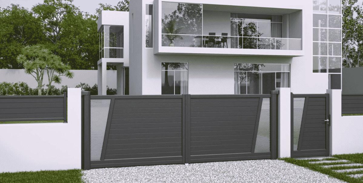 portail aluminium var